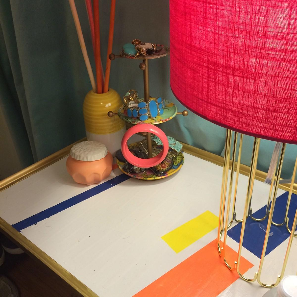 Make Your Own Bedside Table Rhiannon Interiors