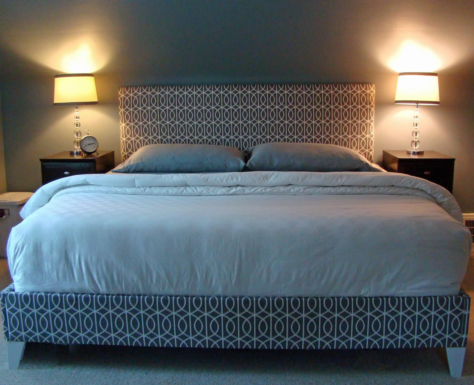 Make Your Own Headboard Build Making
