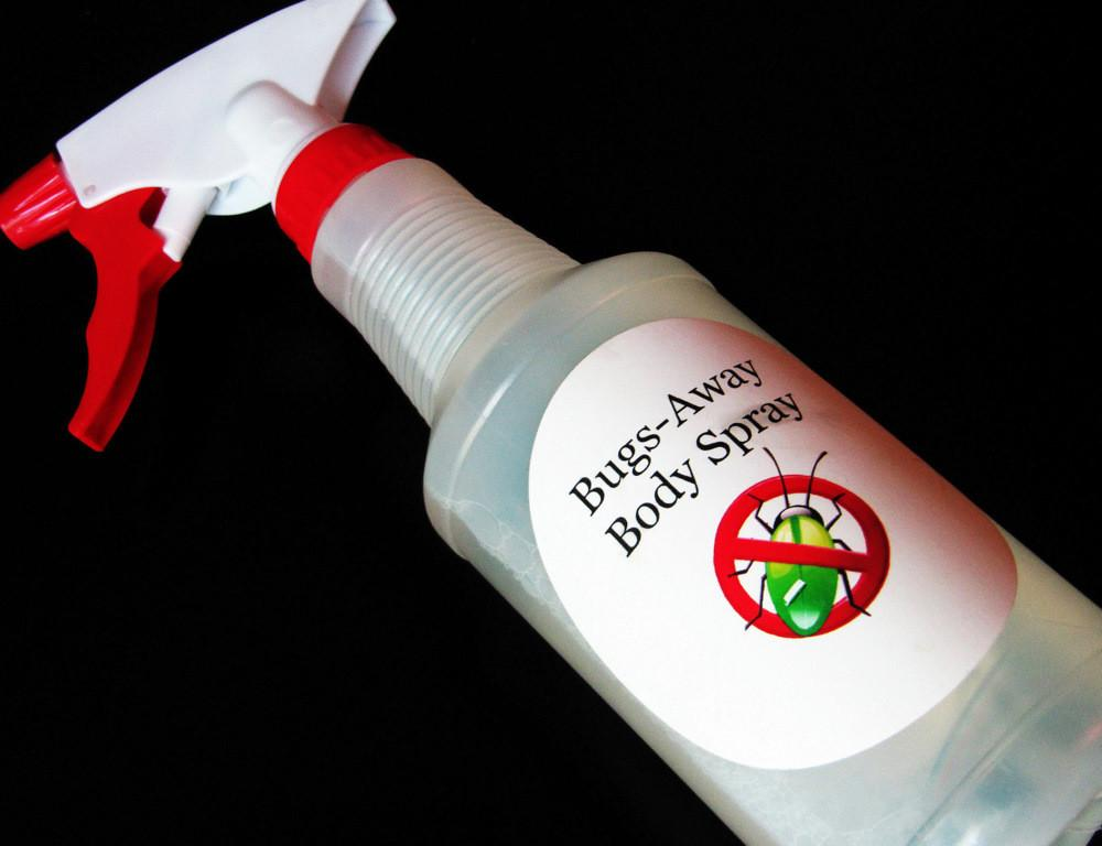 Make Your Own Mosquito Repellent Spray Positively
