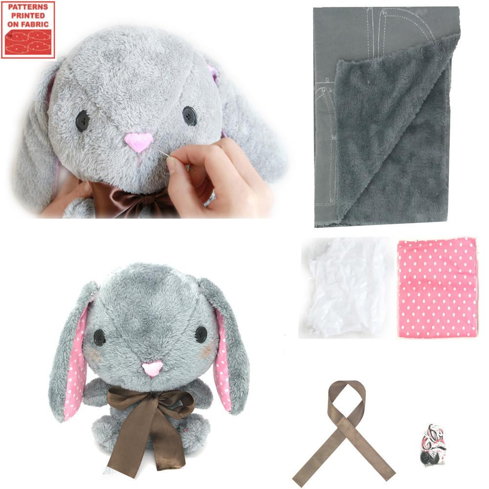 Make Your Own Soft Toy Amuse Pote Usa