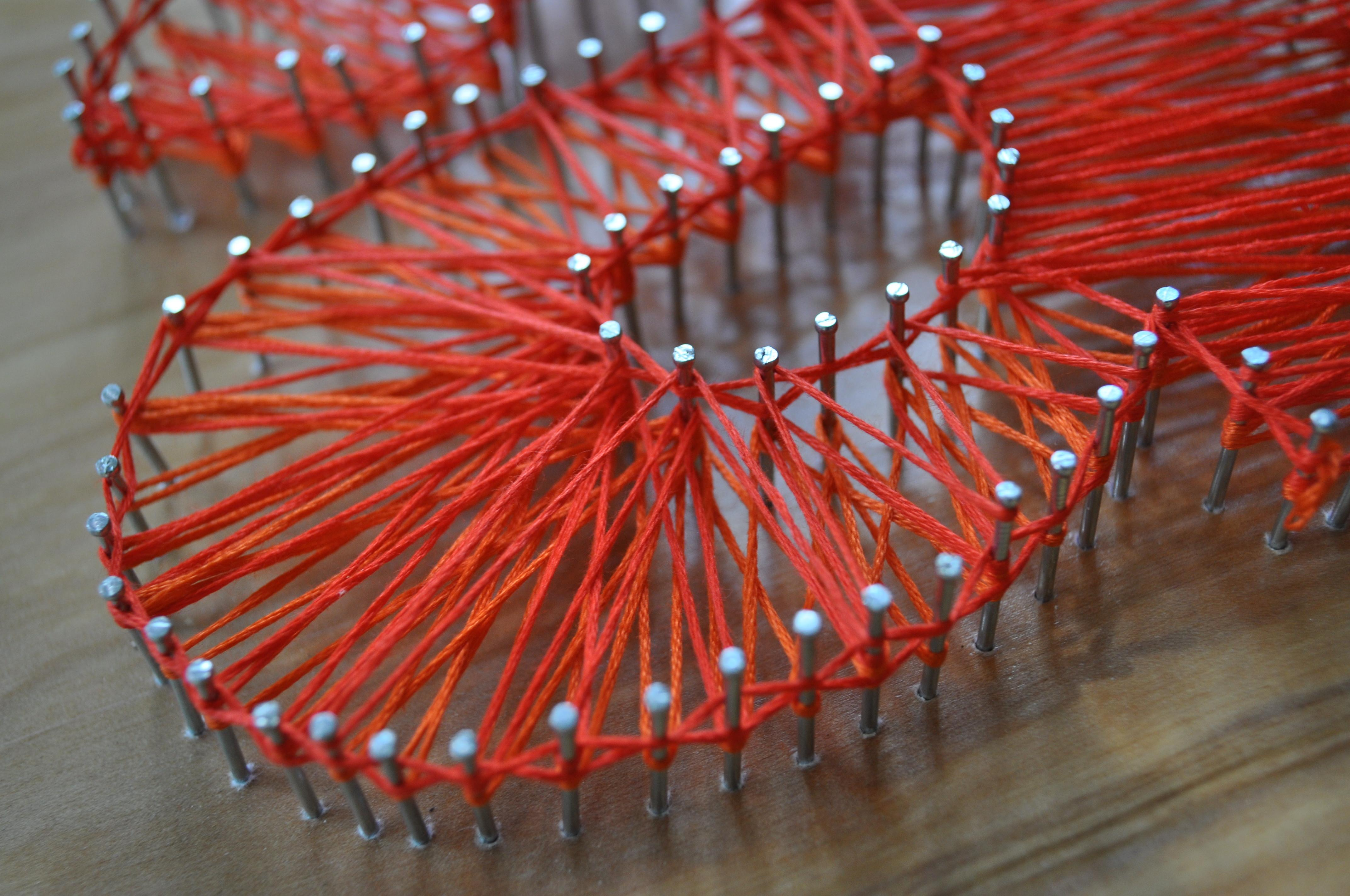Make Your Own String Art Diy Network Blog Made