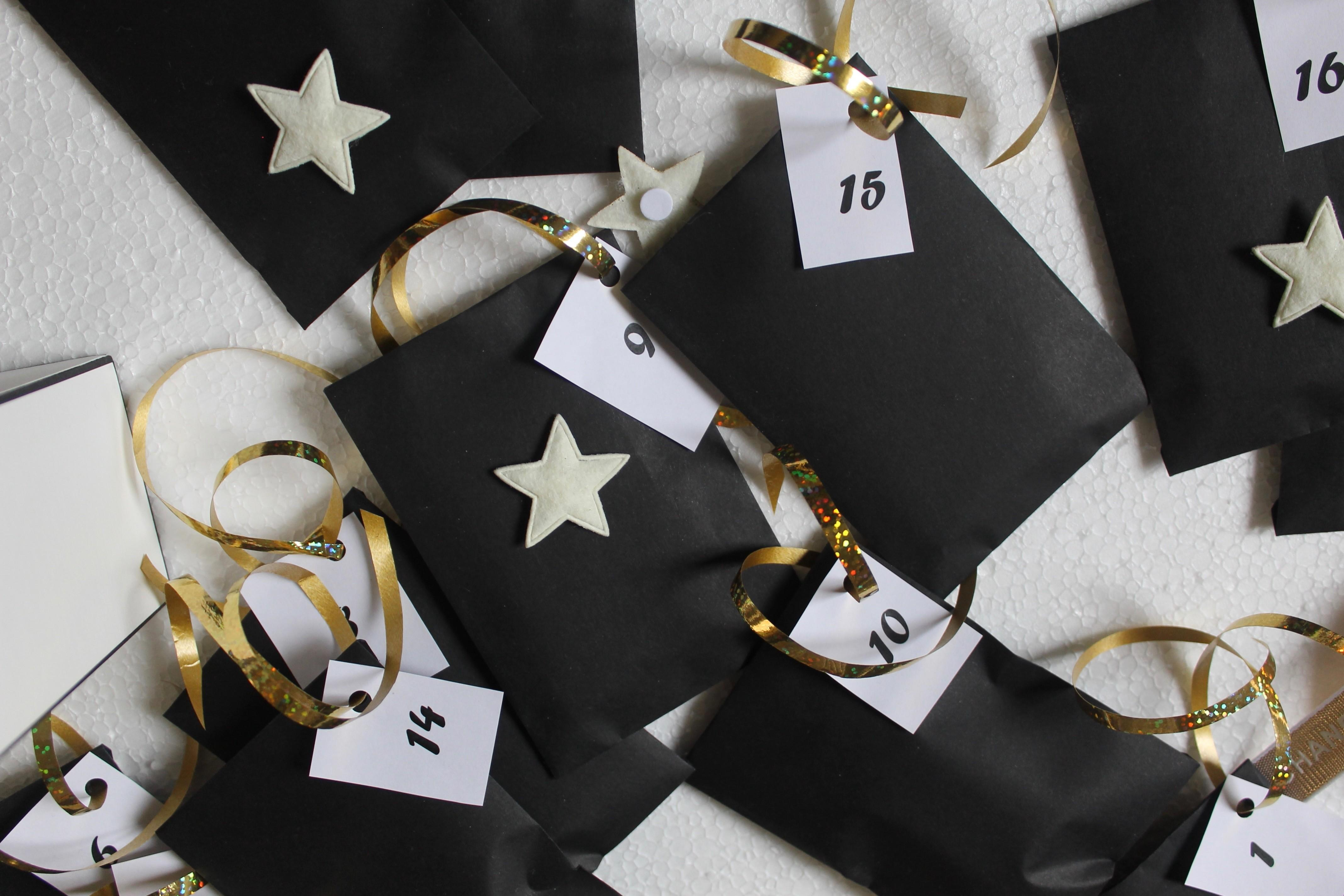 Make Your Own Very Chic Easy Advent