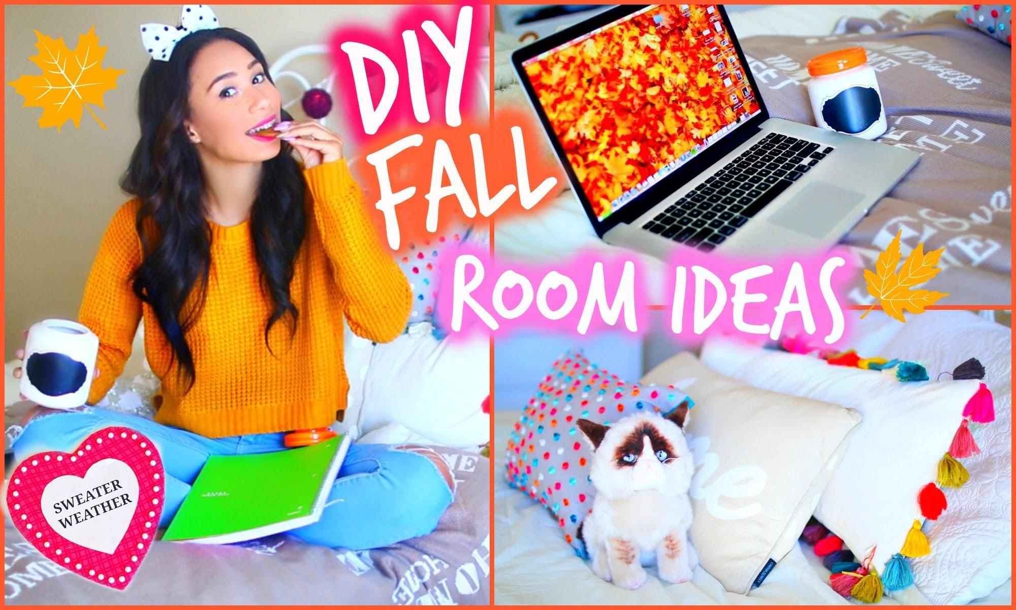 Make Your Room Cozy Fall Diy Decorations Cheap