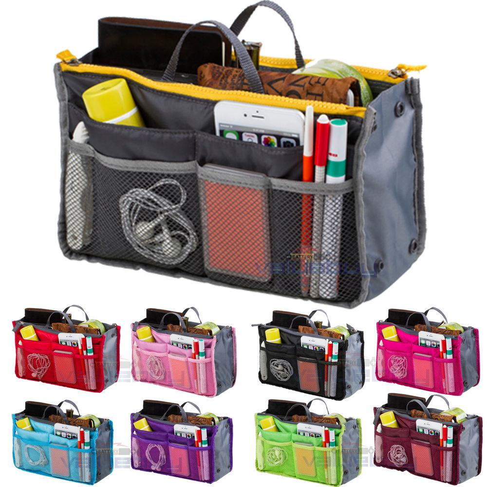 Makeup Cosmetic Bag Travel Case Toiletry Beauty Organizer