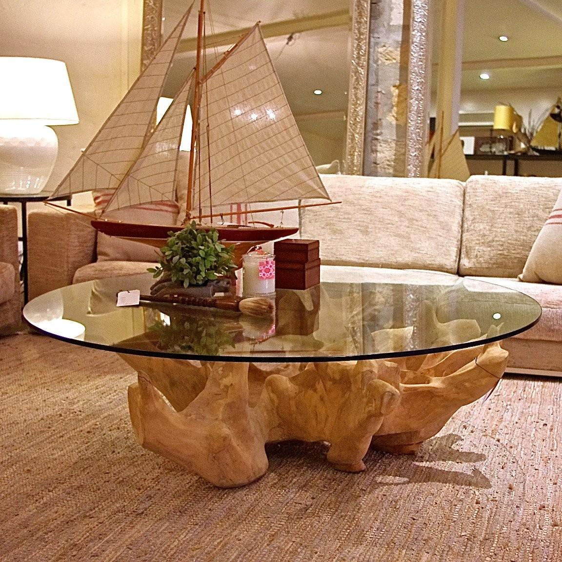 Picture of: Making Tree Stump Coffee Table Loccie Better Homes Decoratorist 214145