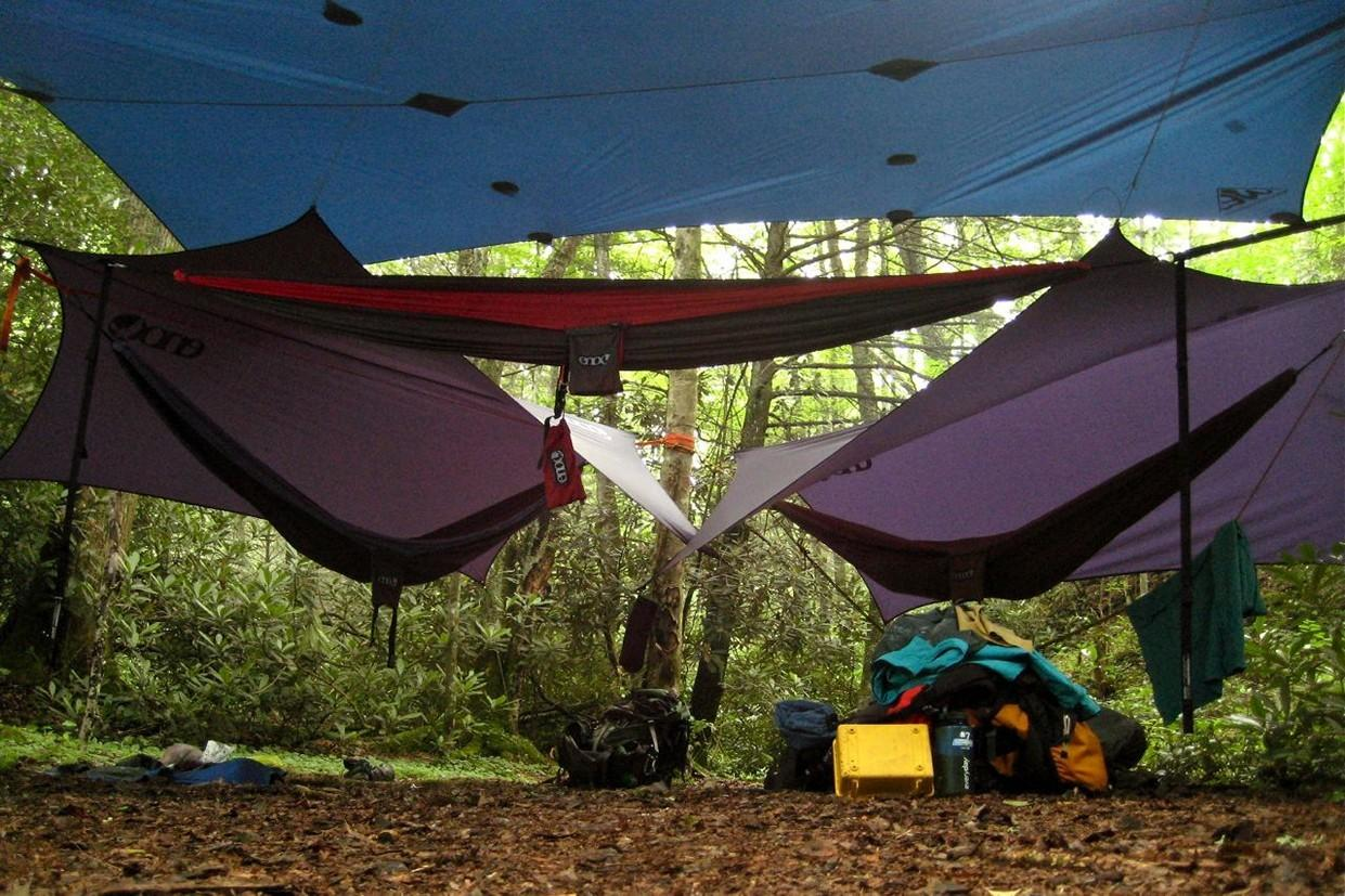 Making Your Own Best Camping Hammock Home