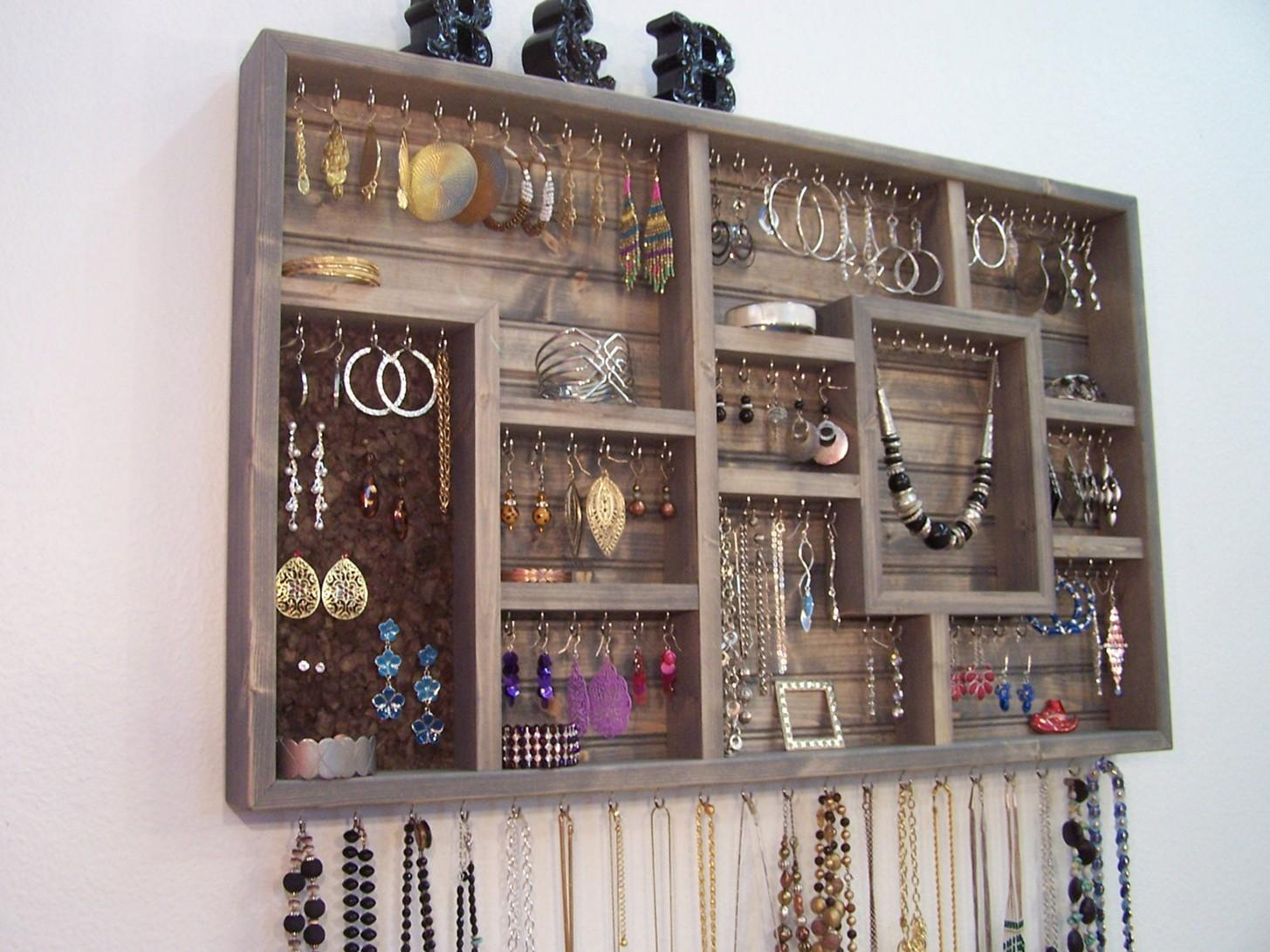 Managing Your Jewelry Looking More Storage