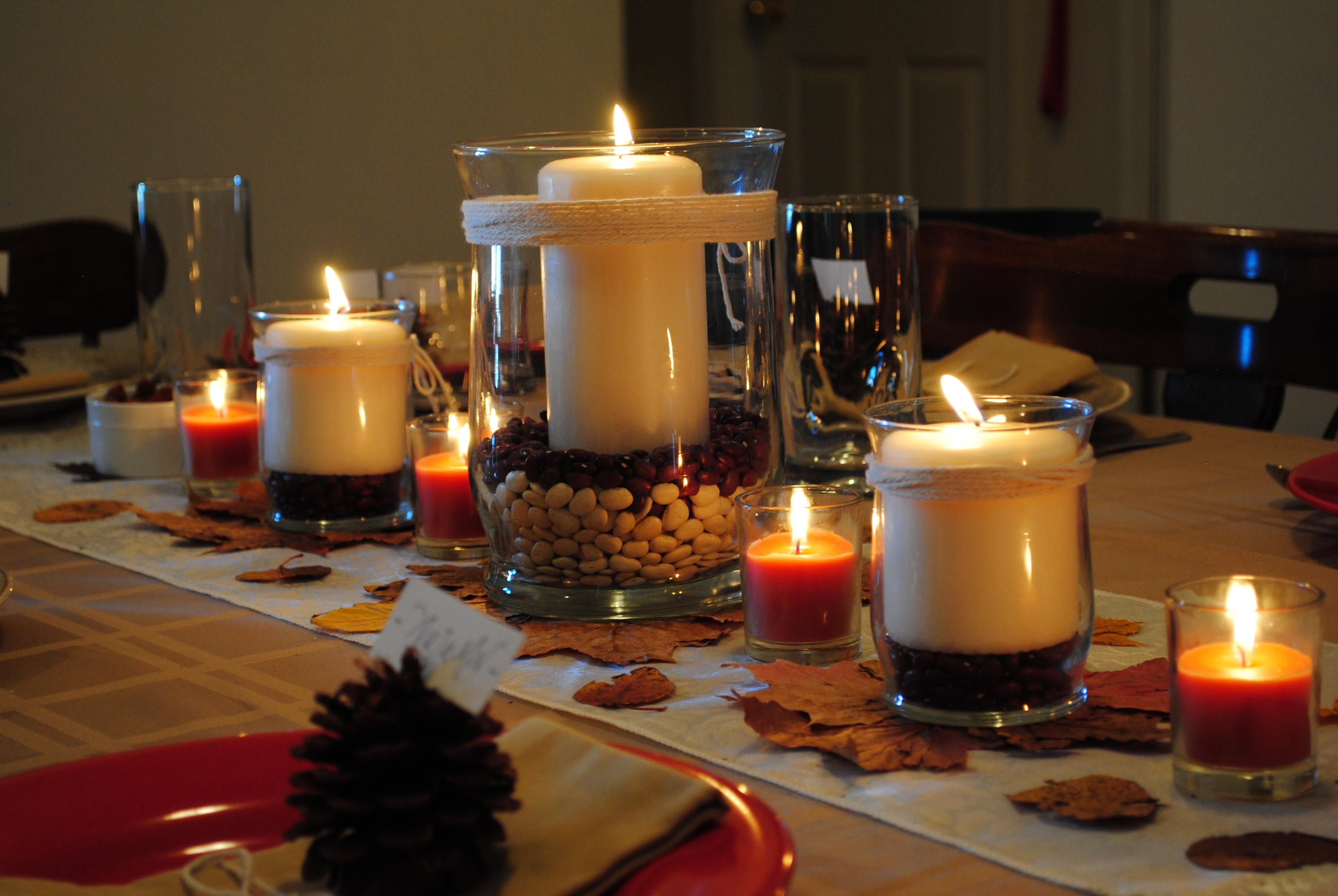 Manchester Fall Candle Decorating Ideas Our Trendy Home
