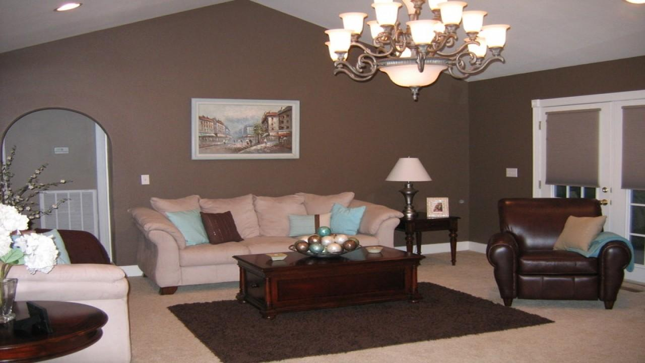Manly Bedroom Brown Living Room Wall Color Schemes