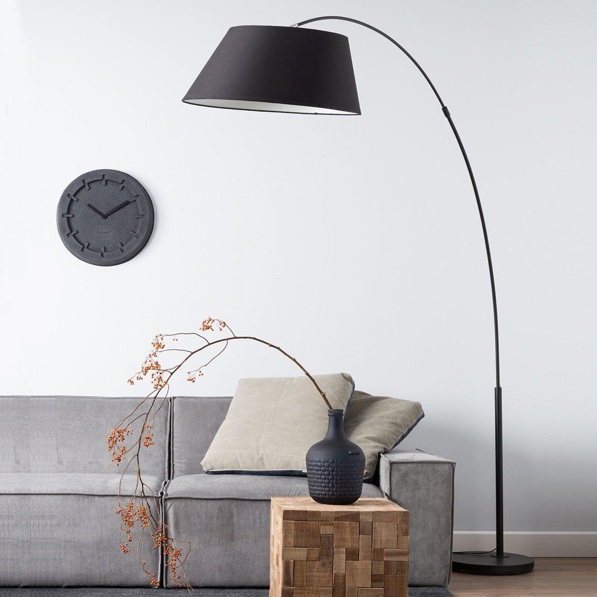 Many Stylish Forms Modern Arc Floor Lamp