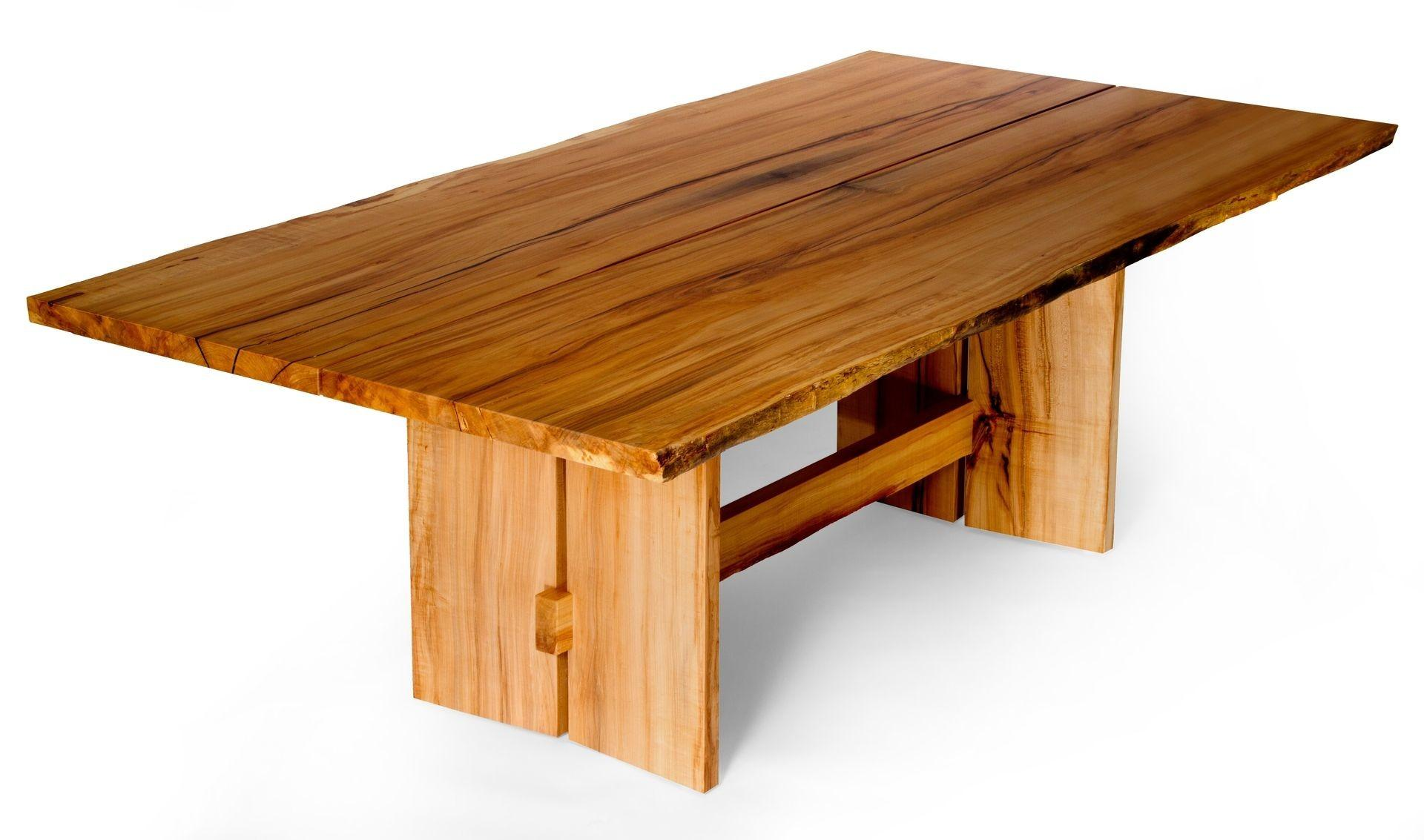 Maple Dining Table Cona Ellipse