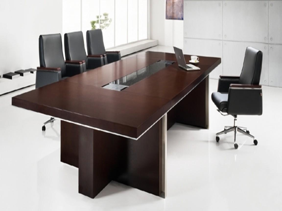 Maple Office Desks Executive Conference Room Accessories