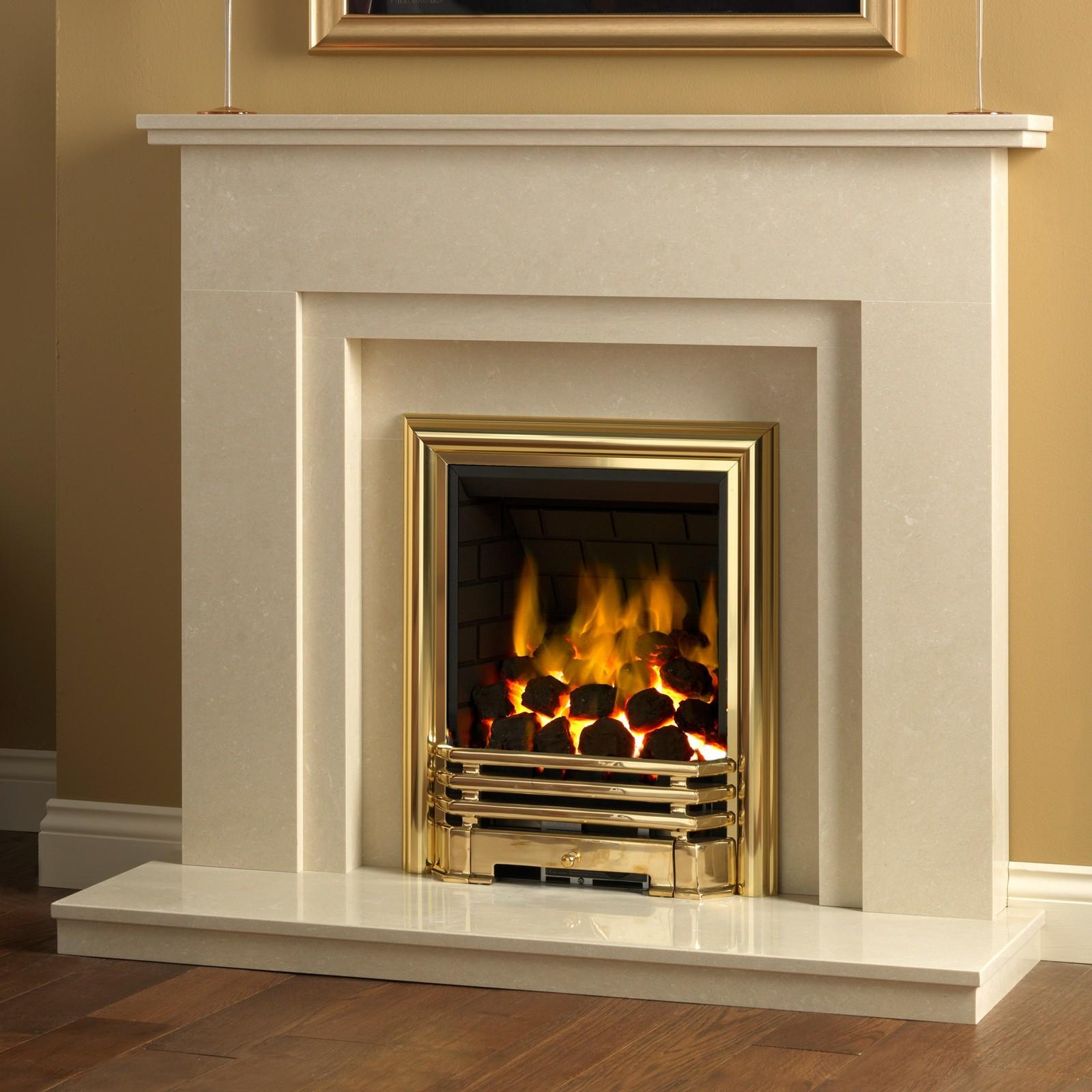Marble Fireplaces Electric Fires