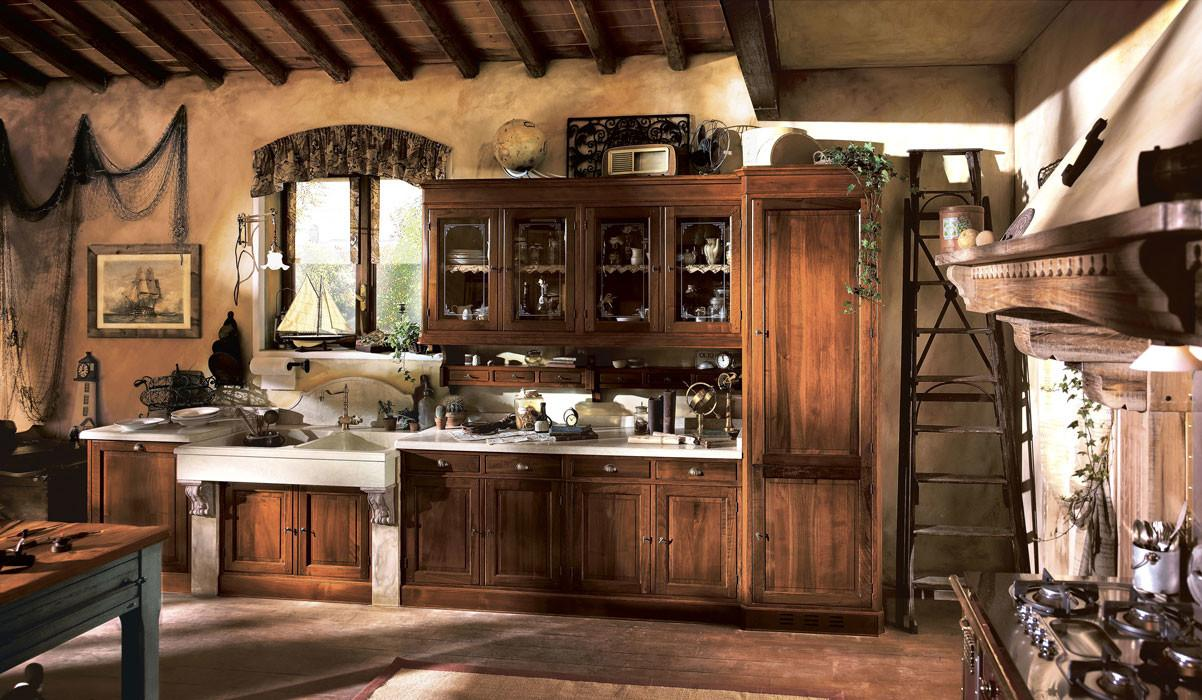 Marchi Group Country Style Kitchen Valenzuela