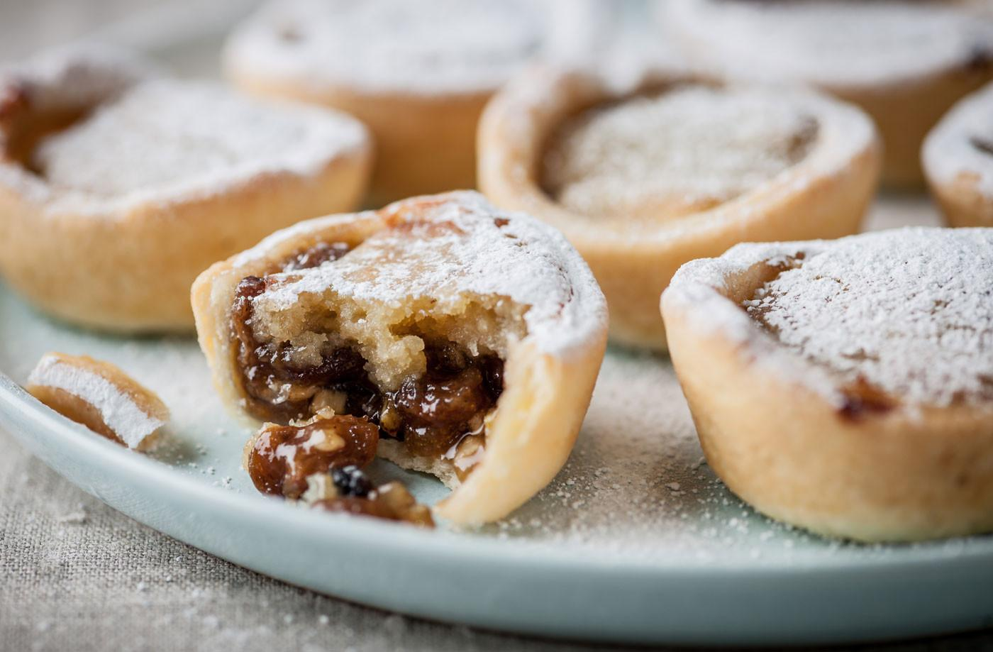 Marcus Wareing Mince Pies Tesco Real Food