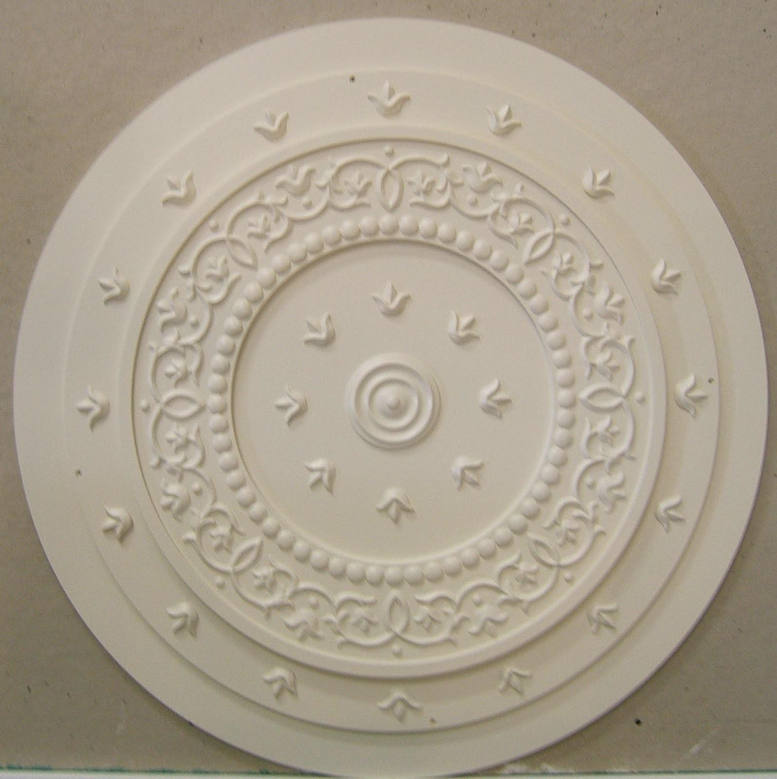 Marie Ricci Collection Ceiling Medallion John
