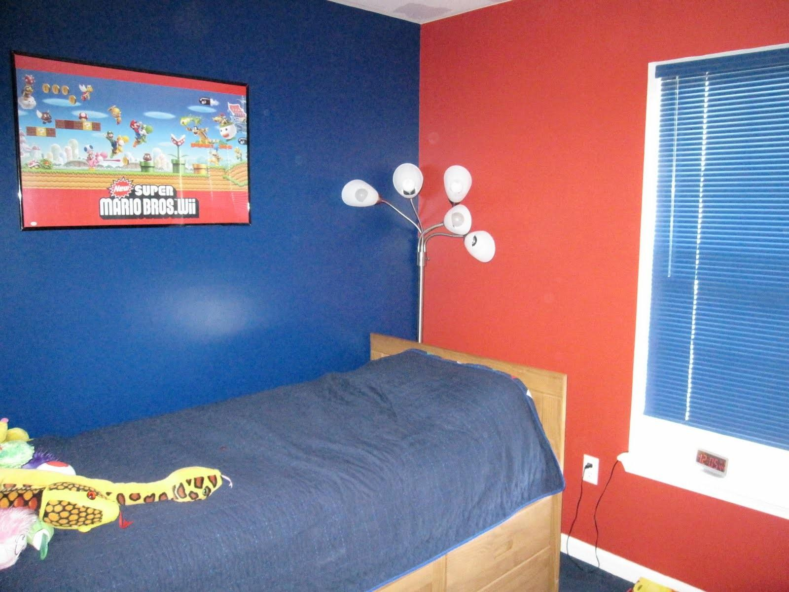 Mario Bedroom Awesome Themed Bedrooms