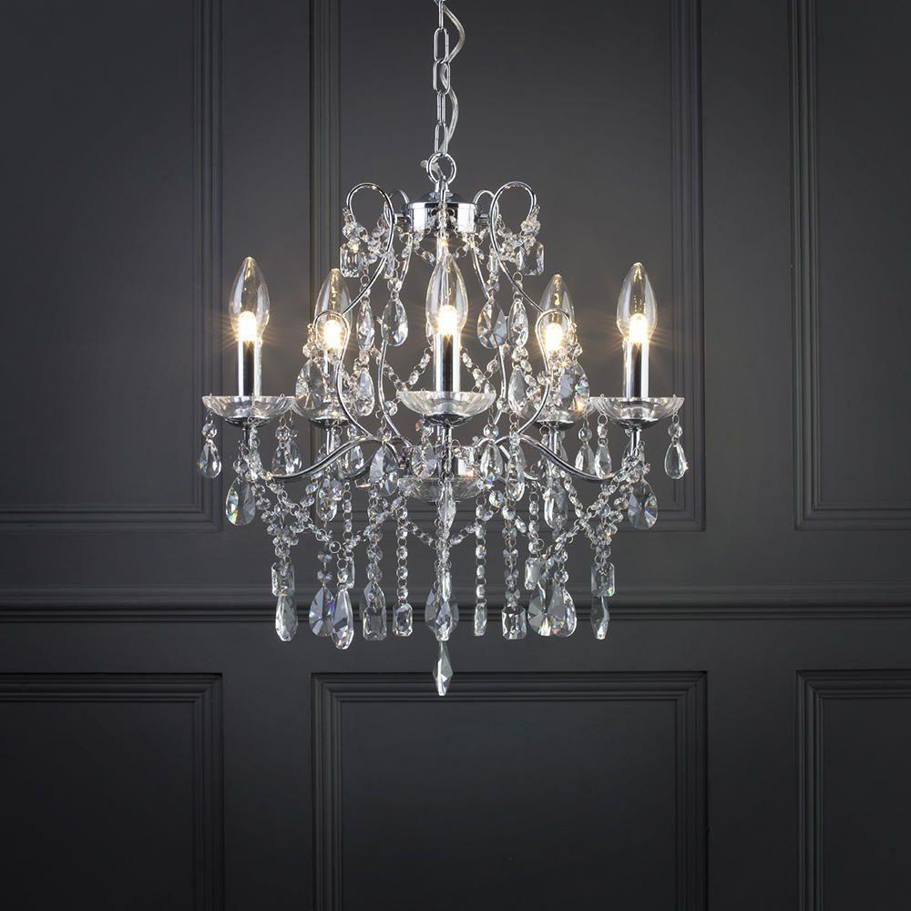 Marquis Waterford Annalee Large Led Light Bathroom