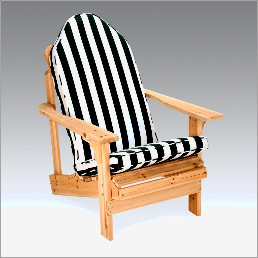 Masculine Black White Stripe Outdoor Cushions