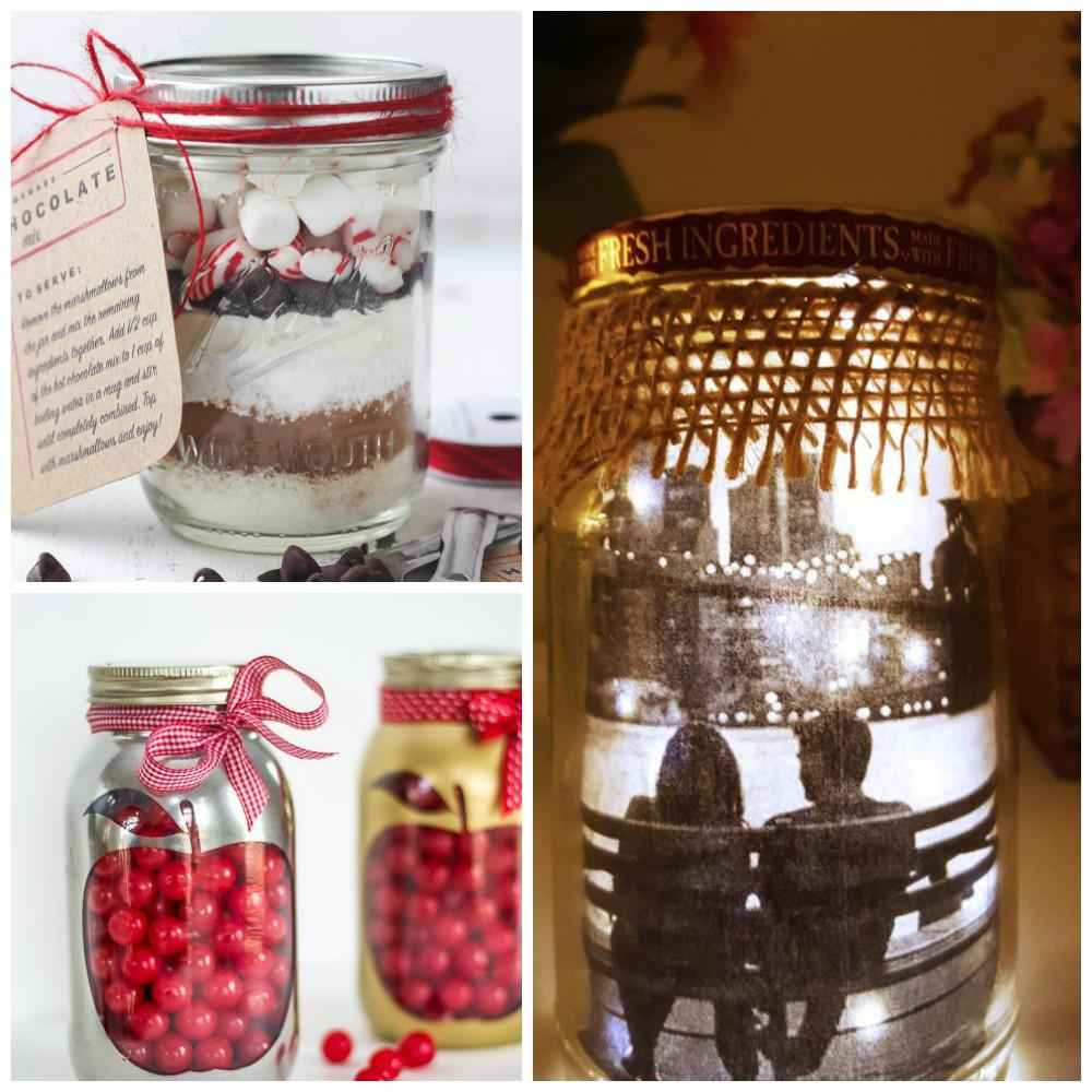 Mason Jar Crafts Get Fired Fall Clean