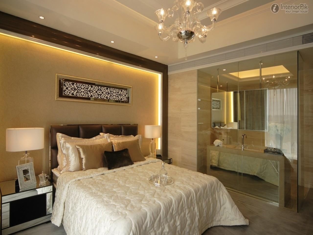 Master Bedroom Bathroom Designs Adding Beach House Touch