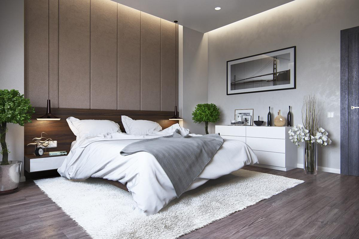 Master Bedroom Country House 2015 Behance