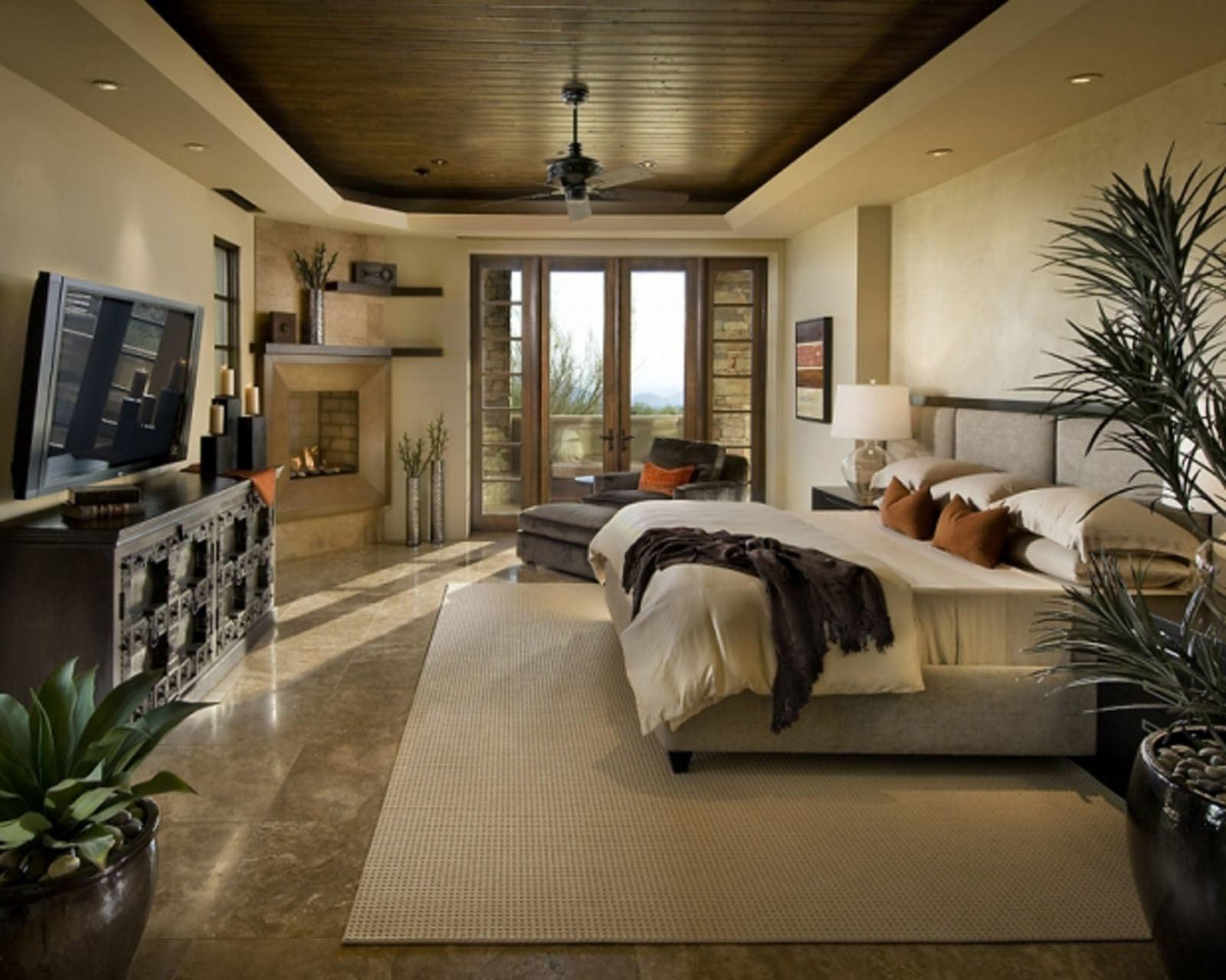 Master Bedroom Interior Design Lovable Awesome