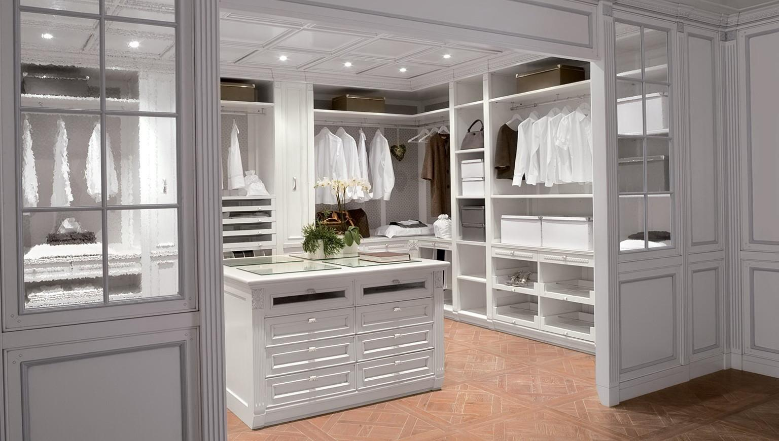 Master Bedroom Walk Closet Design - Decoratorist - #92004