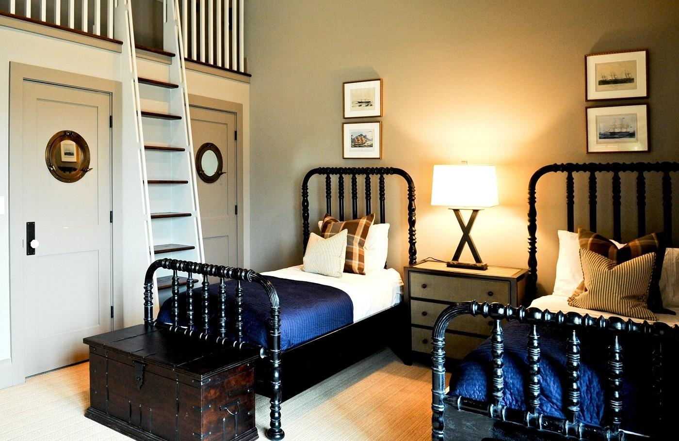 Matching Twin Beds Boy Rooms