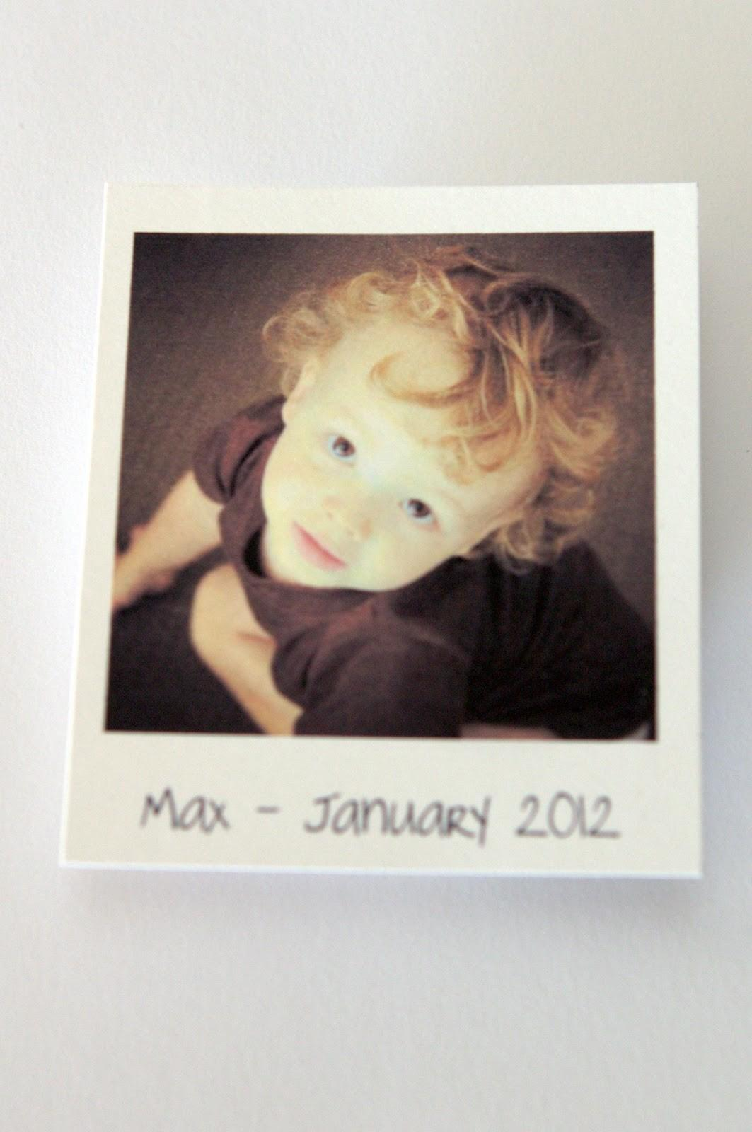 Max Diy Instagram Polaroids