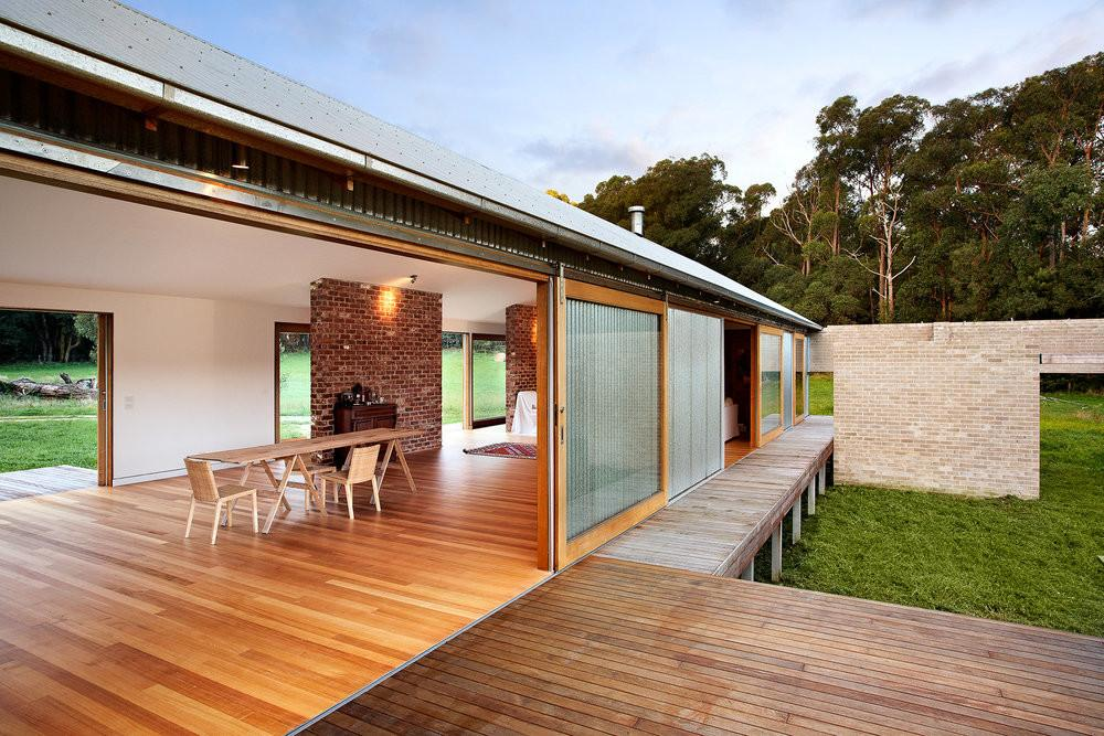 Maxa Design Sustainable Home Melbourne Architects