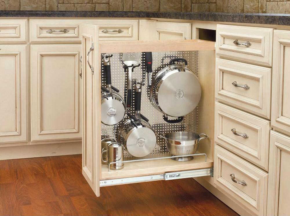 Maximize Your Cabinet Space These Storage Ideas