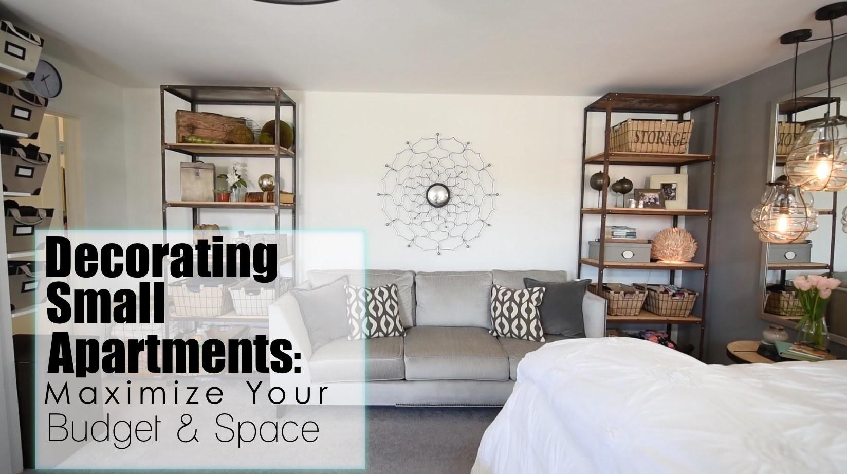 Maximize Your Space Budget Small Apartments