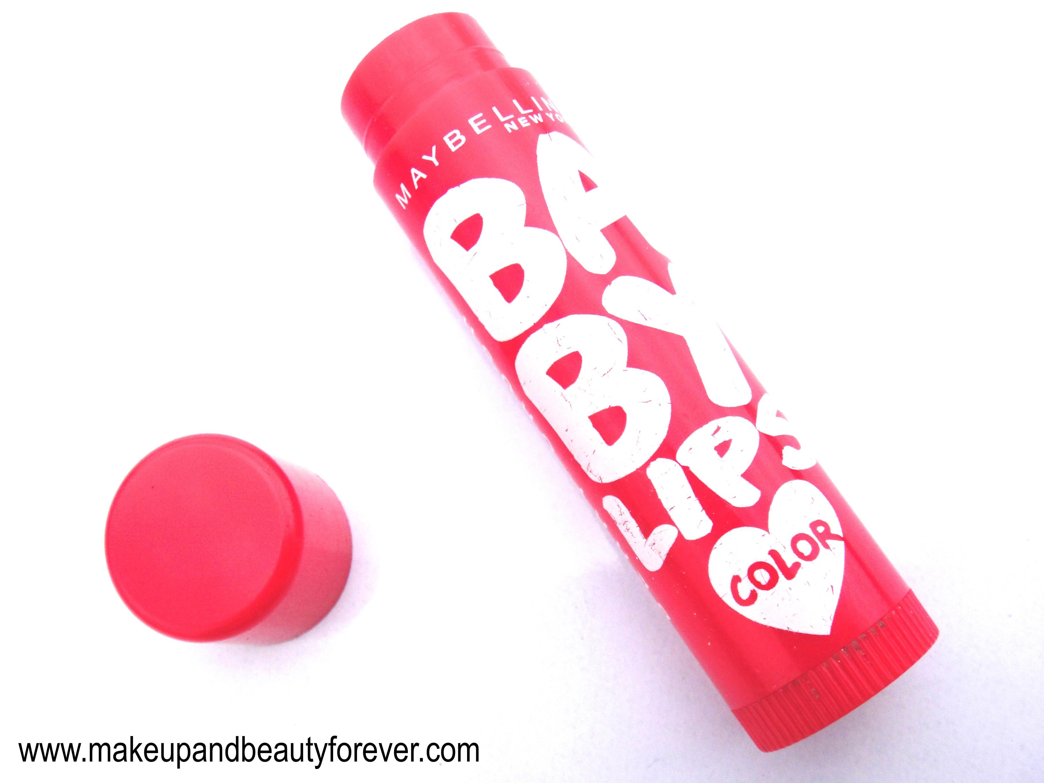 Maybelline Baby Lips Lip Balm Color Berry Crush