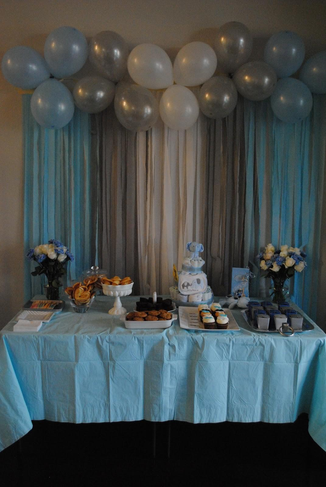 Meads Nikki Elephant Themed Baby Shower