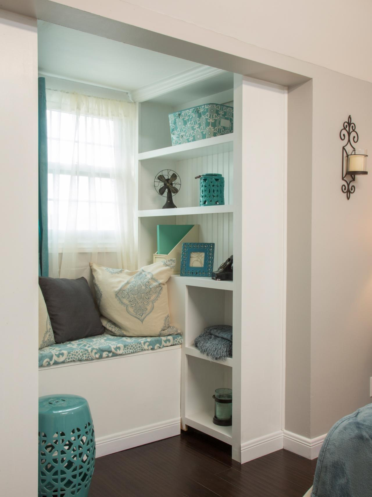 Meant Seating Ledge Cozy Reading Nook