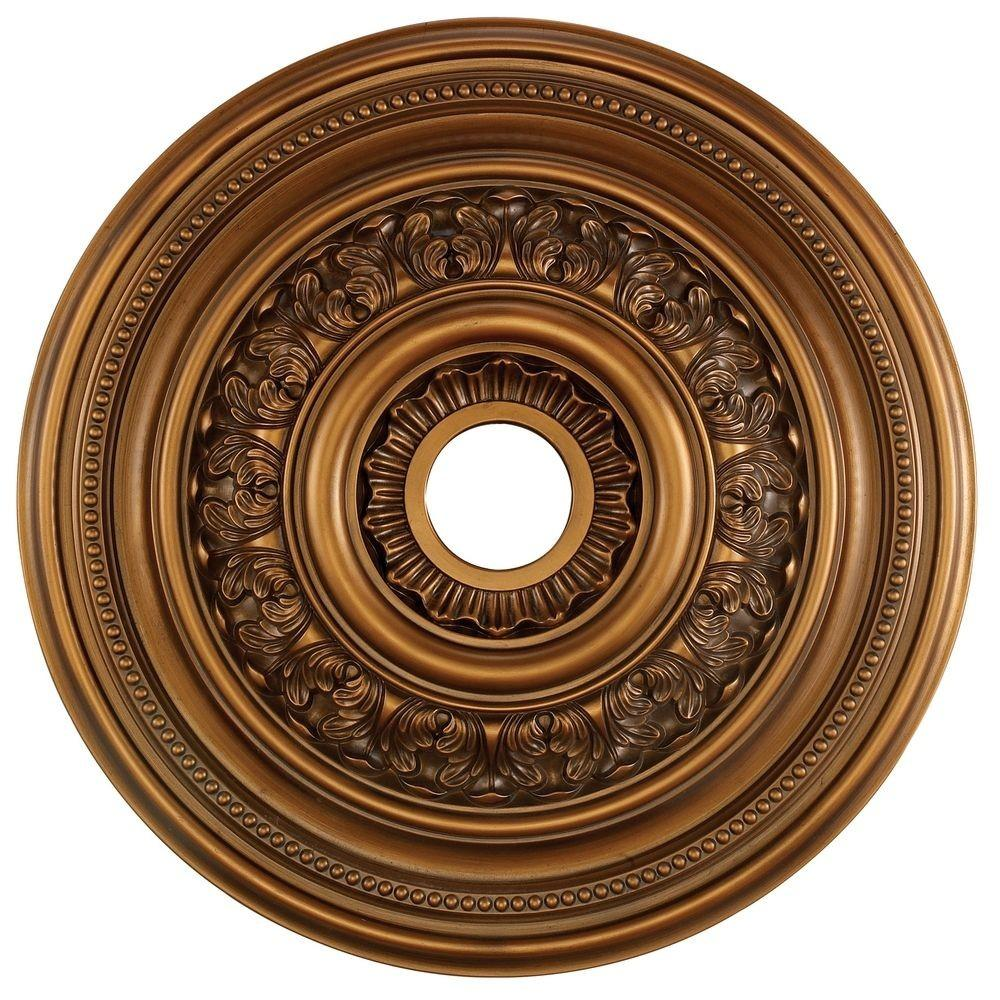 Medallion Antique Bronze Finish M1012ab Destination