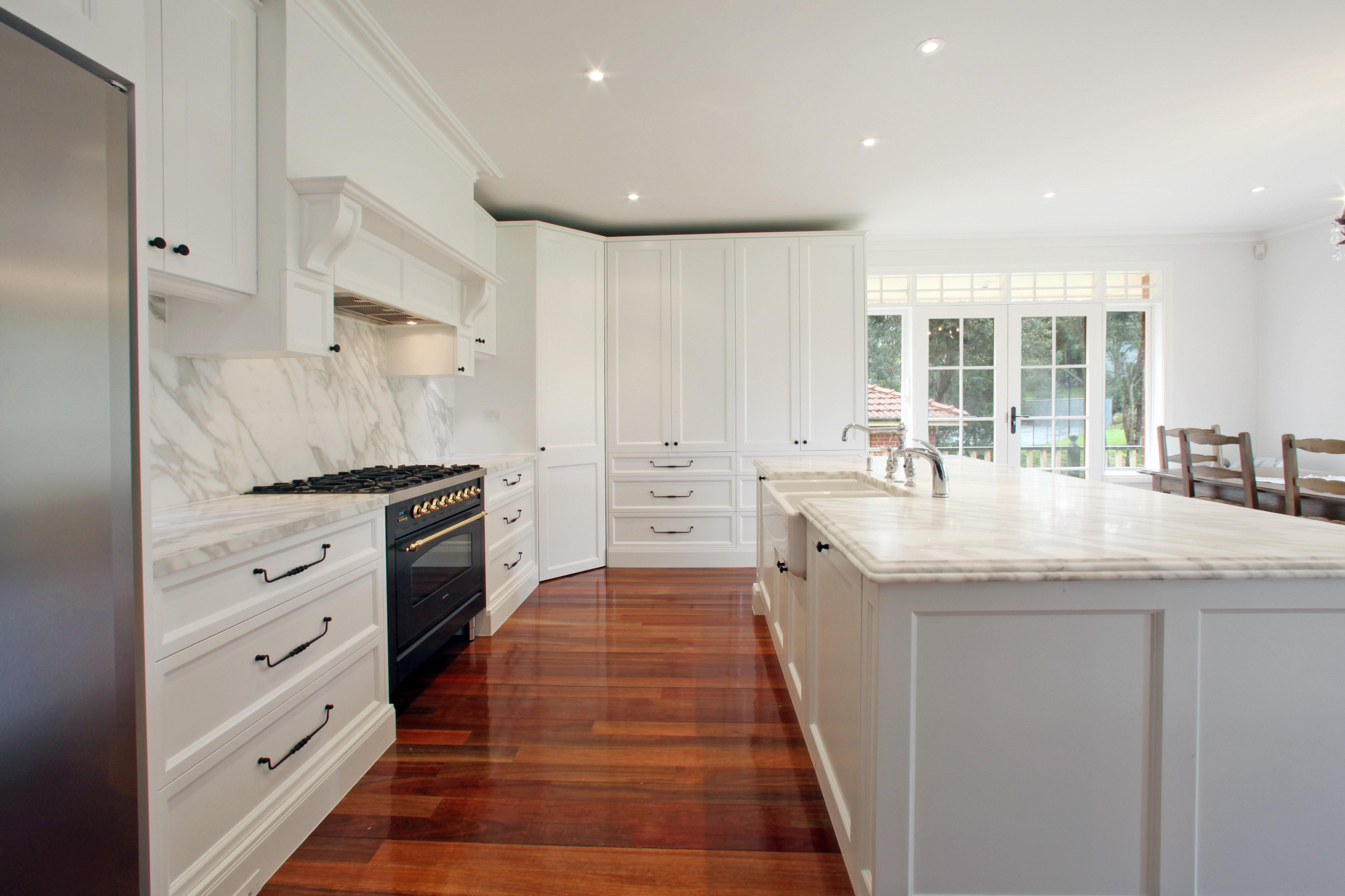 Melbourne Contemporary Kitchens Traditional Kitchen