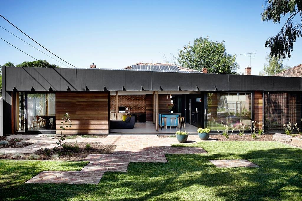 Melbourne Home Renovation Andrew Maynard Blends Family