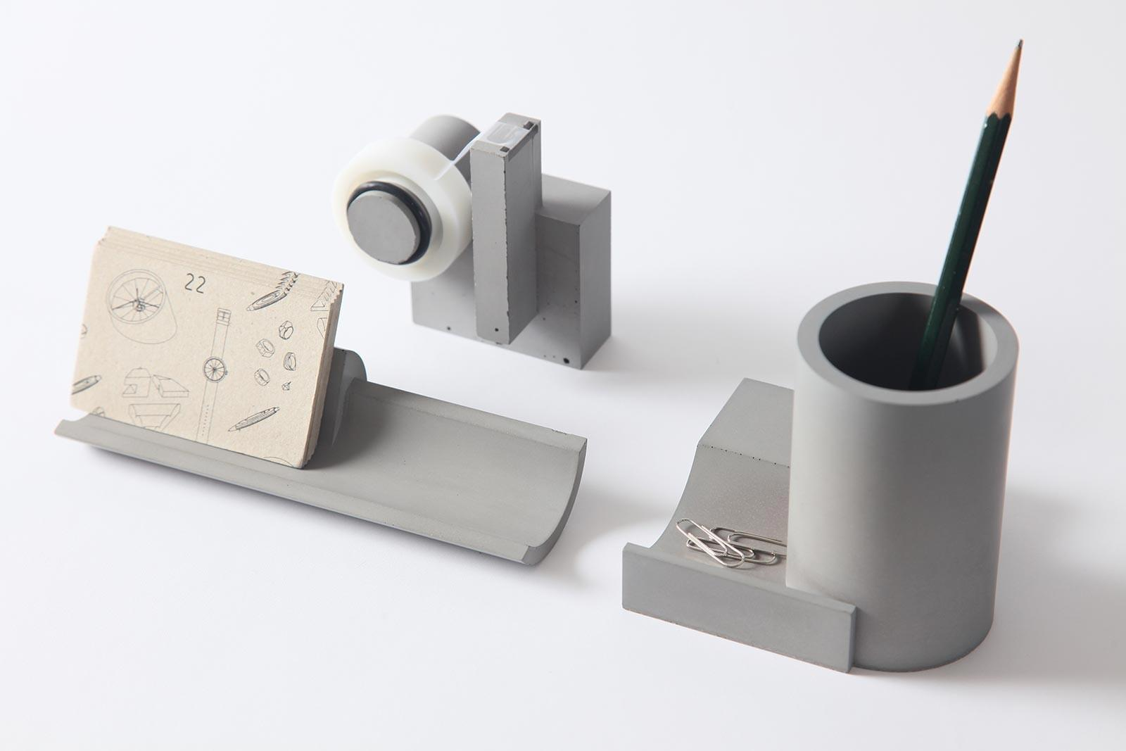 Merge Concrete Tape Dispenser