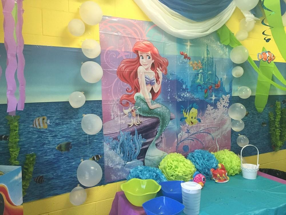 Mermaid Home Decor Feature Creating Kids