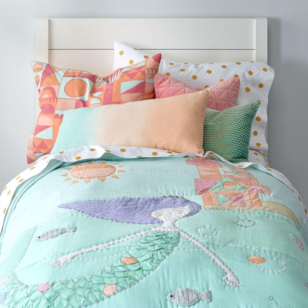 Mermaid Kids Bedding Land Nod