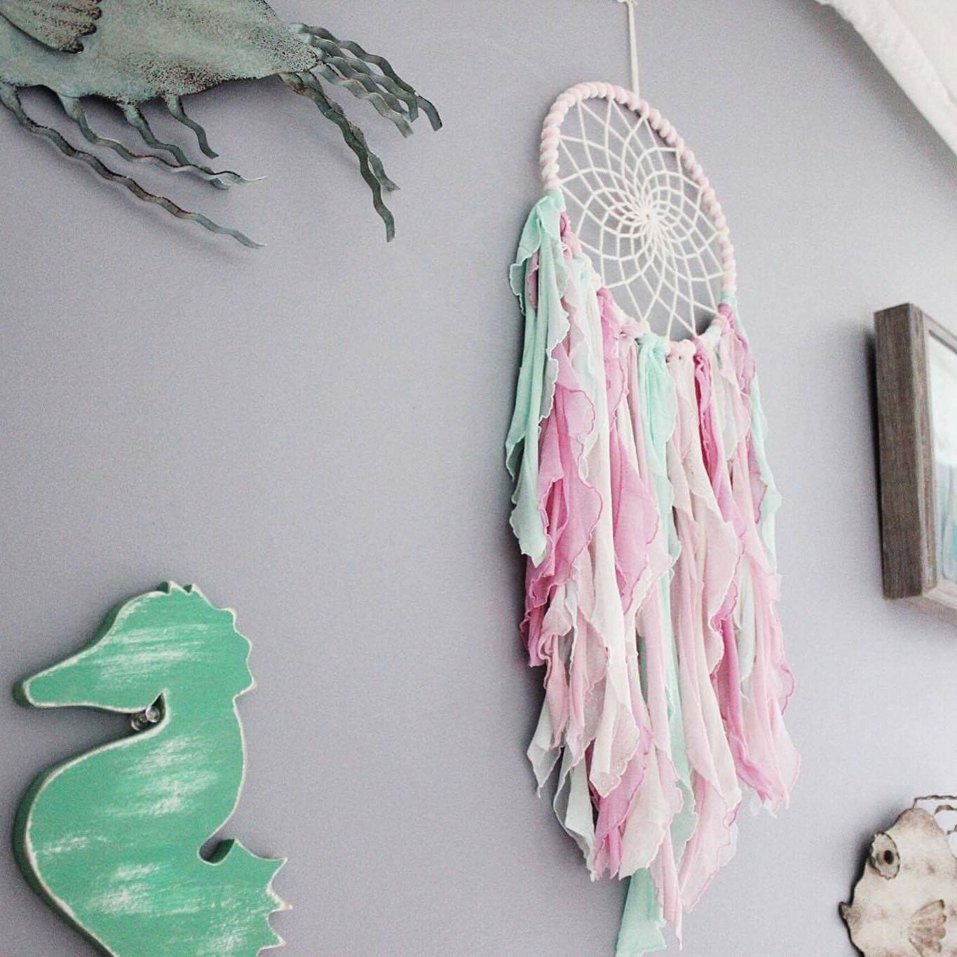 Mermaid Unicorn Baby Girl Nursery Girls Room