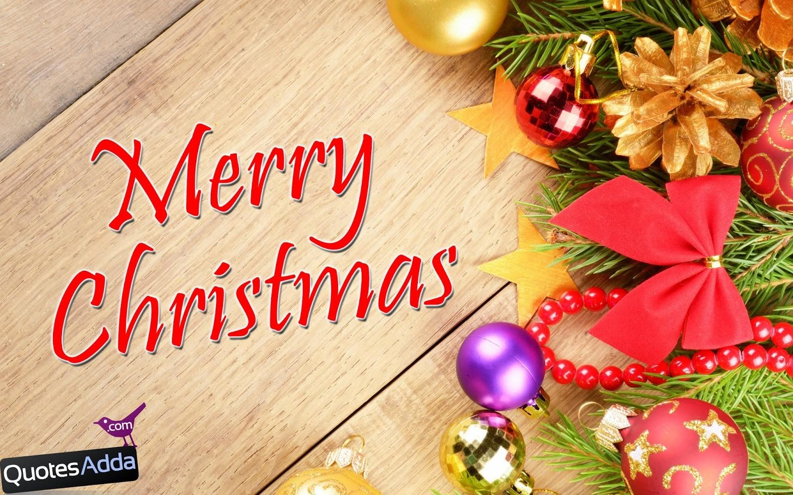 Merry Christmas Quotes 2016 Family Friends Relatives