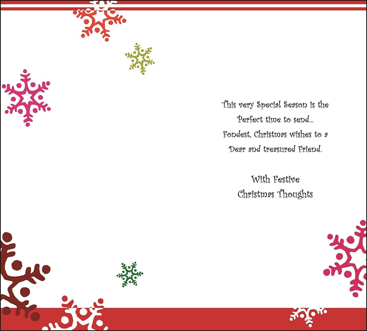 Merry Christmas Special Friend Dot2dot Cards Gifts
