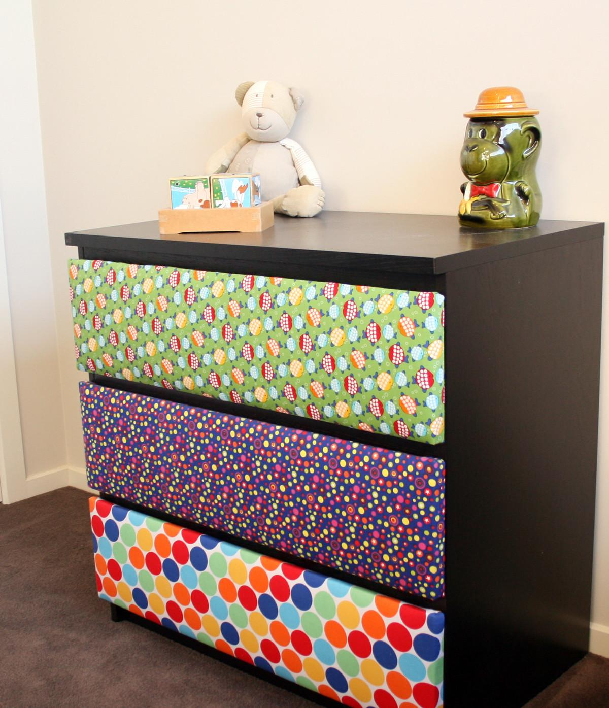 Mesmerizing Diy Drawer Accented Colorful Colors Which
