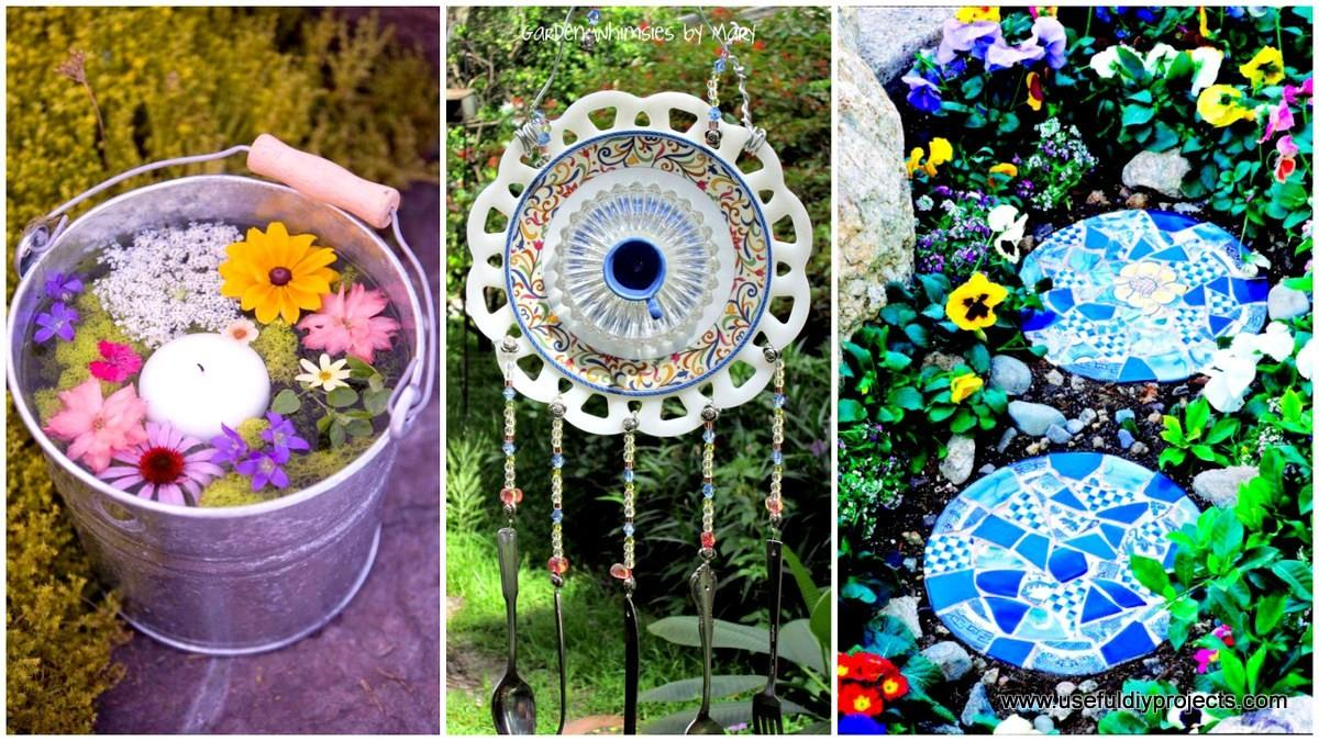 Mesmerizing Diy Projects Beautify Your Garden