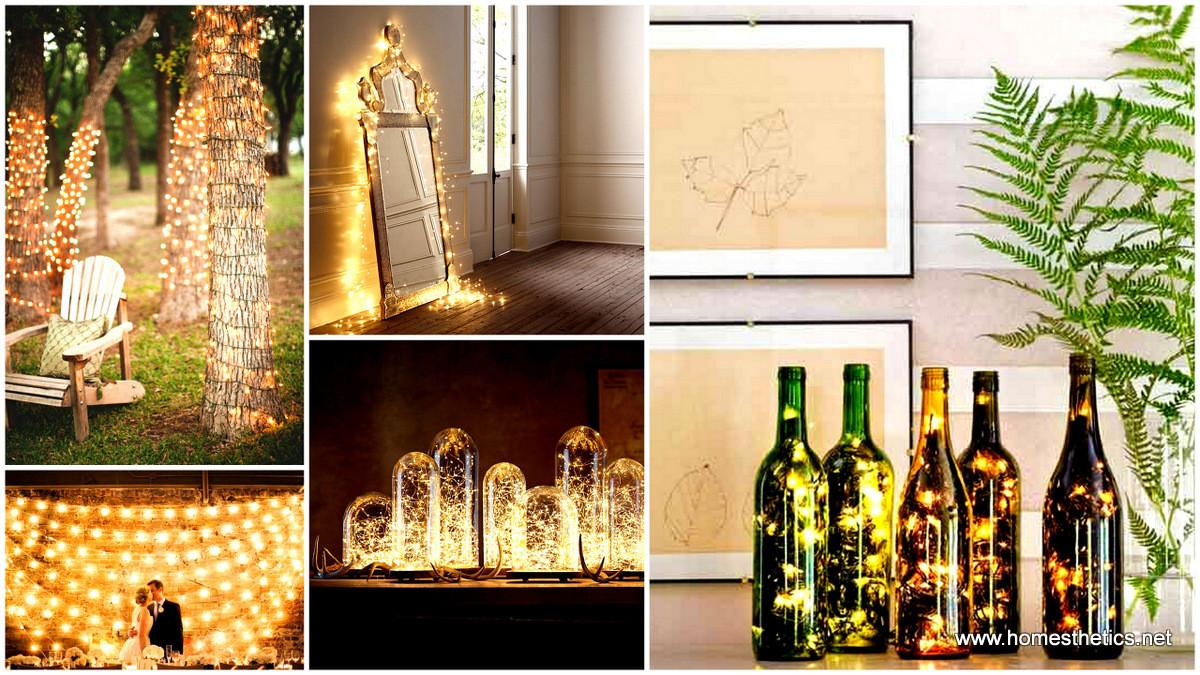 Mesmerizing Starry String Light Projects Magical