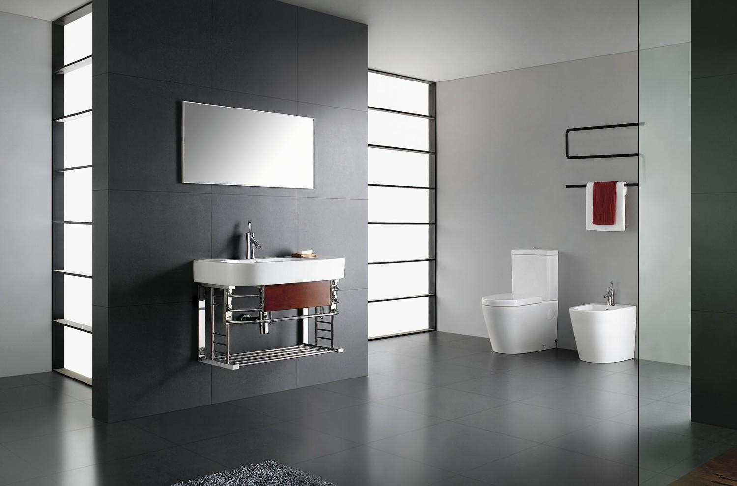 Messina Modern Bathroom Bidet