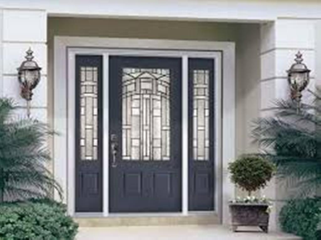 Metal Exterior Doors Keeping